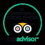 certificado de excelencia tripadvisor-2018